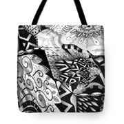 Sometimes A Mystery Tote Bag