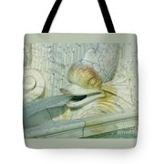 Somewhat Fishy Tote Bag