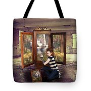 Somewhere Better Tote Bag