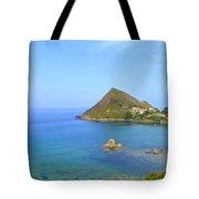 Algeria- Djidjelli Coast Tote Bag