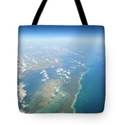 Somewhere Over Cuba Tote Bag