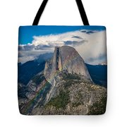 Somewhere Over Half Dome Tote Bag