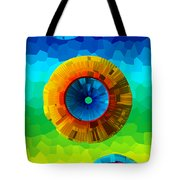 Somewhere Over The Rainbow 2 Tote Bag