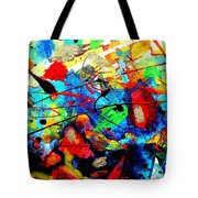 Somewhere Over The Rainbow Tote Bag by John  Nolan