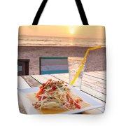 Somtum Thai Salad Tote Bag