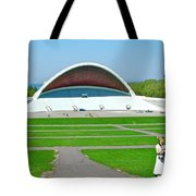 Song Festival Amphitheatre In Tallinn-estonia Tote Bag