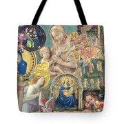 Song Of Angels II Tote Bag