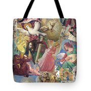 Song Of Angels Tote Bag
