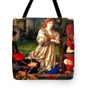 Song Of Love Tote Bag