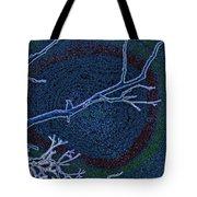 Songbird Blue Tote Bag