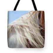 Sonny's Mane Tote Bag