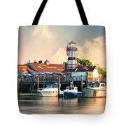 Sono Seaport Seafood Tote Bag