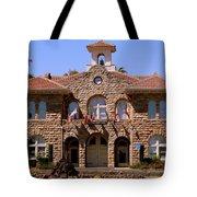 Sonoma City Hall Tote Bag