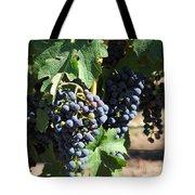 Sonoma Vineyards In The Sonoma California Wine Country 5d24630 Square Tote Bag