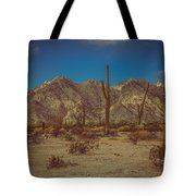 Sonoran Desert Tote Bag
