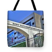 Sony Pictures Entertainment Production Distribution Tote Bag