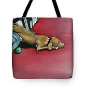 Sooo Sleepy Tote Bag