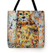 Sophisticated Cat 3 Tote Bag