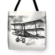 Sopwith Triplane 1917 Tote Bag