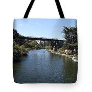 Soquel Creek Capitola Tote Bag