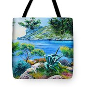 Sormious Cove Tote Bag