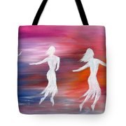 Soul Dance  Tote Bag