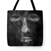Soul Emerging Tote Bag by Michael Hurwitz