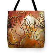 Soul Jazz 2 Tote Bag