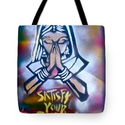 Soul Satisfying 1 Tote Bag