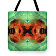 Soul Symphony - Abstract Art By Sharon Cummings Tote Bag