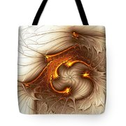 Souls Of The Dragons Tote Bag