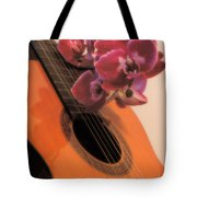 Sound And Sight Tote Bag