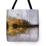 Sound Of Canvas II Tote Bag