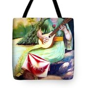 Sound Of River Tote Bag