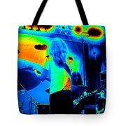 Soundcheck #11 Enhanced Cosmicolors 1 Crop 2 Tote Bag