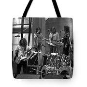 Soundcheck #9 Crop 2 Tote Bag