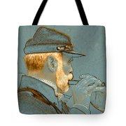 Sounds Of The Civil War Tote Bag