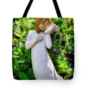 Sounds Of The Ocean Tote Bag