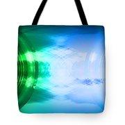 Soundwaves 2 Tote Bag