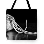 Soupe Du Jour - Bw Tote Bag