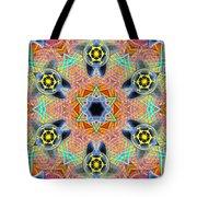 Source Fabric K1 Tote Bag