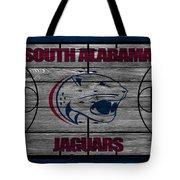 South Alabama Jaguars Tote Bag