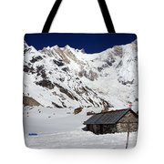 South Annapurna Base Camp - Nepal 05 Tote Bag