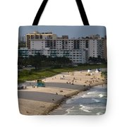 South Beach Afternoon Tote Bag