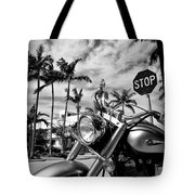 South Beach Cruiser Tote Bag
