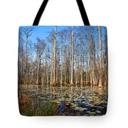 South Carolina Swamps Tote Bag