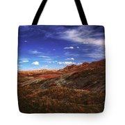 South Dakota Badlands Beautiful Afternoon Tote Bag
