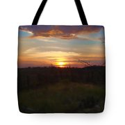 South Dakota Sunset 2 Tote Bag