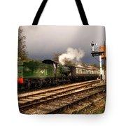 South Devon Departure  Tote Bag