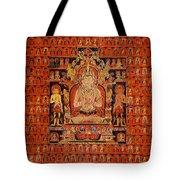 South East Asian Art Tote Bag